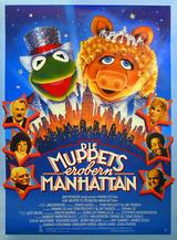 Die Muppets erobern Manhattan - Poster