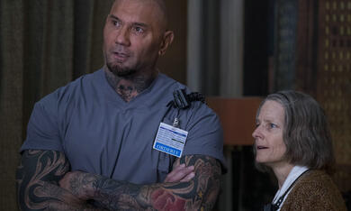 Hotel Artemis mit Jodie Foster und Dave Bautista - Bild 1