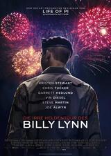 Die irre Heldentour des Billy Lynn - Poster