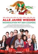 Alle Jahre wieder - Weihnachten mit den Coopers - Poster