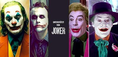 Die vielen Gesichter des Jokers