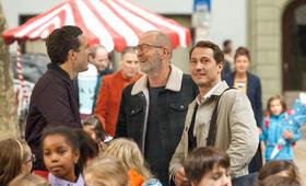Väter - Allein zu Haus: Gerd mit Peter Lohmeyer, David Rott und Tobias van Dieken - Bild 16