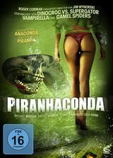 Piranhaconda - Poster