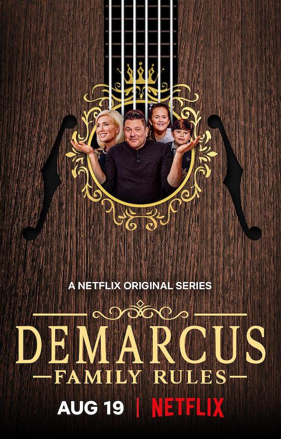 Die Regeln im Hause DeMarcus