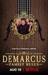 Die Regeln im Hause DeMarcus  - Poster