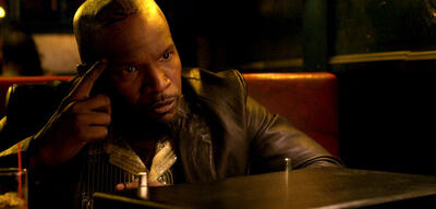 Jamie Foxx in Kill the Boss