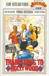 Trabbi goes to Hollywood - Poster