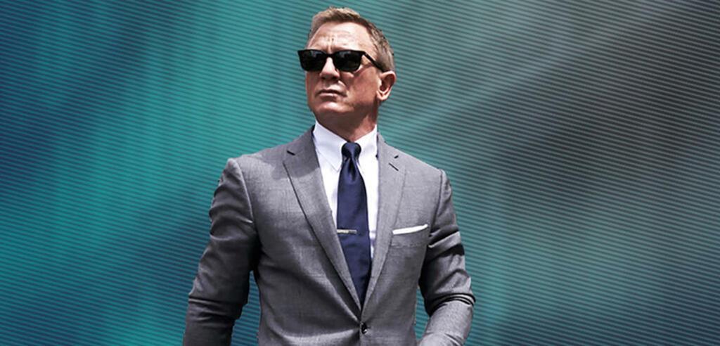 Daniel Craig inJames Bond 007 - Keine Zeit zu sterben