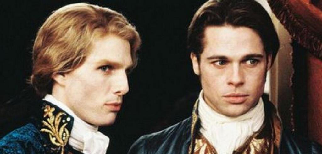 Tom Cruise und Brad Pitt in Interview mit einem Vampir