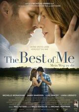 The Best of Me - Mein Weg zu dir - Poster