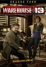 Warehouse 13 - Staffel 4 - Poster