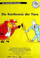 Die Konferenz der Tiere - Poster