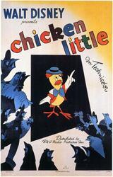 Chicken Little - Poster