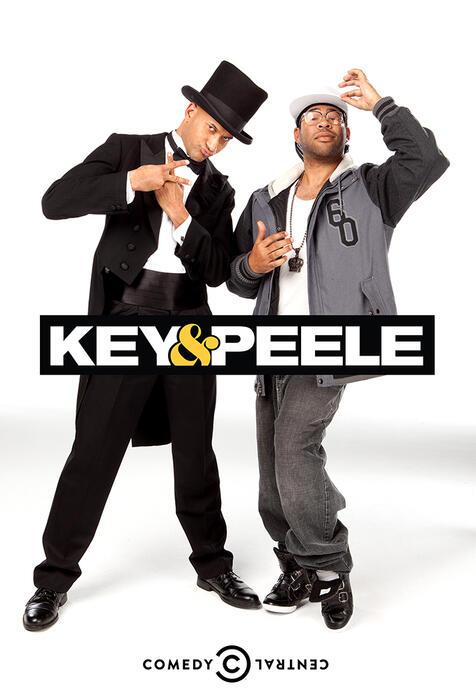 Key & Peele mit Keegan Michael Key und Jordan Peele