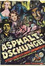 Asphalt Dschungel Poster