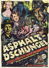 Asphalt Dschungel - Poster