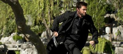 Hugh Jackman mitscht Wolverine das Geschehen auf
