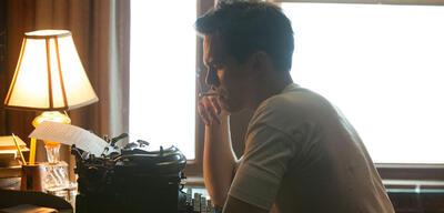 Nicholas Hoult in Rebel in the Rye