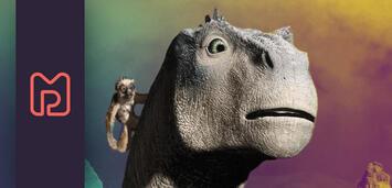 Bild zu:  Der DinoAladar aus Disney's Dinosaurier