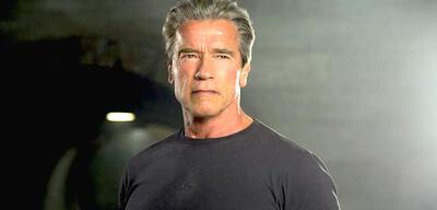 Arnold Schwarzenegger in Terminator 5: Genisys