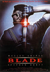 Blade - Poster