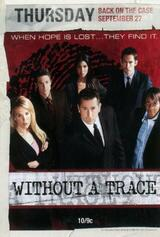 Without a Trace - Spurlos verschwunden - Poster