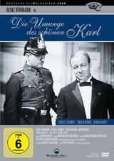 Die Umwege des schönen Karl - Poster