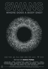 Swans - Where Does A Body End? - Poster