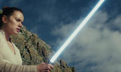 Star Wars: Episode VIII - Die letzten Jedi mit Daisy Ridley - Bild 1