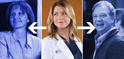 Grey's Anatomy: Mütter und Väter der aktuellen Ärzte