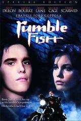Rumble Fish - Poster