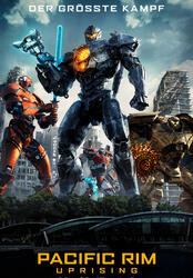 Pacific Rim 2: Uprising Poster
