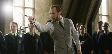 Dumbledore bleibt auch in Phantastische Tierwesen 3 eine Schlüsselfigur
