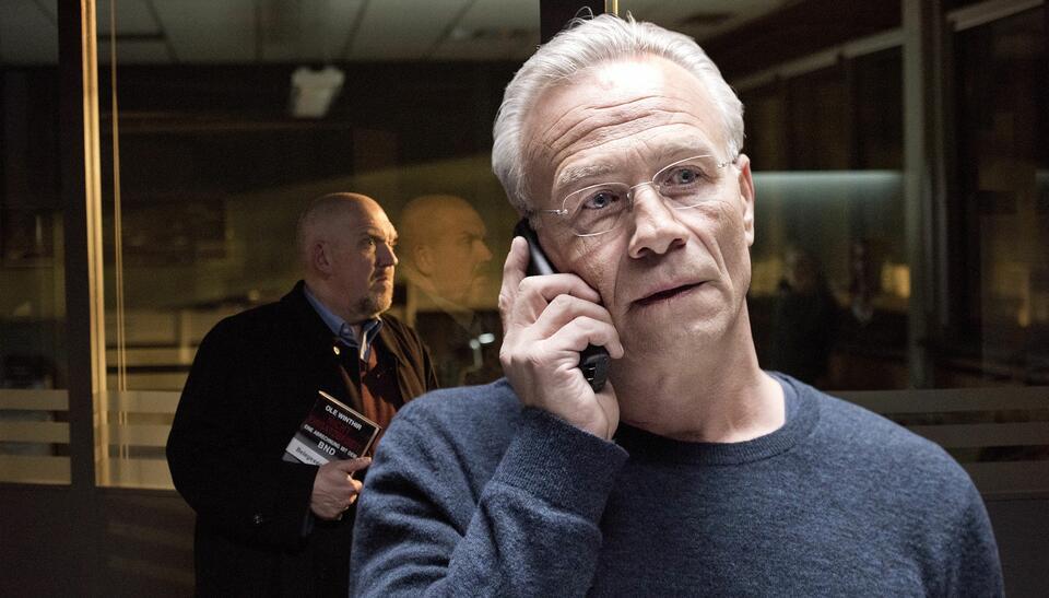 Tatort: Durchgedreht mit Klaus J. Behrendt