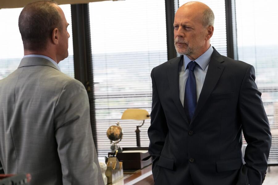Marauders - Die Reichen werden bezahlen mit Bruce Willis und Christopher Meloni