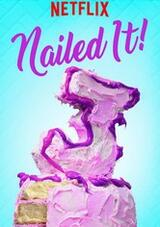 Nailed It! - Staffel 3 - Poster
