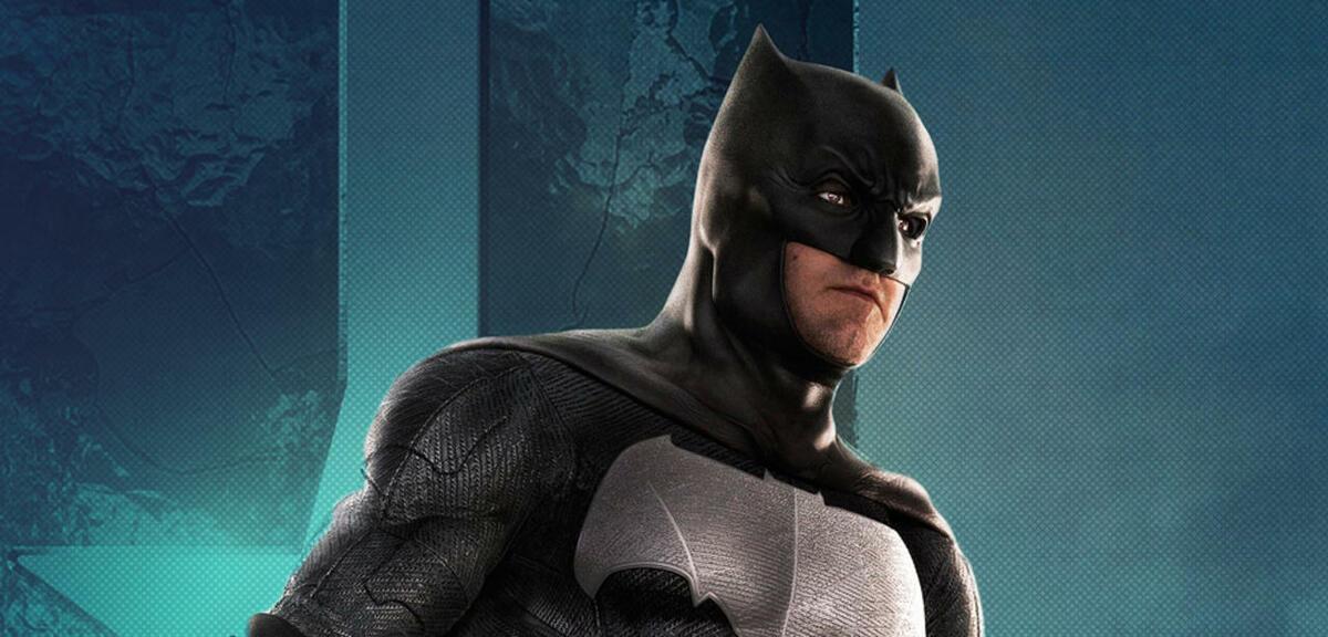 Darsteller Batman