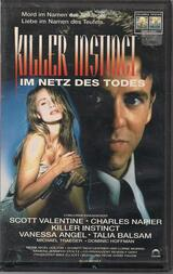 Killer Instinct - Im Netz des Todes - Poster