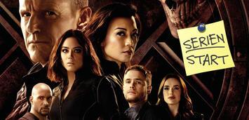 Bild zu:  Heute Abend startet die 4. Staffel von Marvel's Agents of S.H.I.E.L.D. auf ABC.