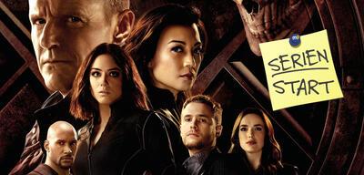 Heute Abend startet die 4. Staffel von Marvel's Agents of S.H.I.E.L.D. auf ABC.