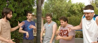 Seth Rogen & Freunde in Beim ersten mal