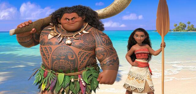 Disneys Vaiana Hat Mit Rassismus Vorwürfen Zu Kämpfen