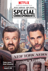 Special Correspondents - Poster