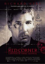 Red Corner - Poster