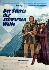 Der Schrei der schwarzen Wölfe - Poster