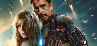 Gwyneth Paltrow & Robert Downey Jr. als Pepper Potts & Tony Stark aka Iron-Man