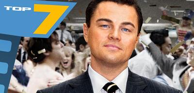 Leonardo DiCaprios beste Filmrollen