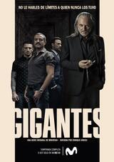 Gigantes - Poster