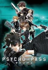Psycho-Pass - Poster