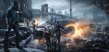 Bild zu:  Ein Artwork zu Tom Clancy's The Division